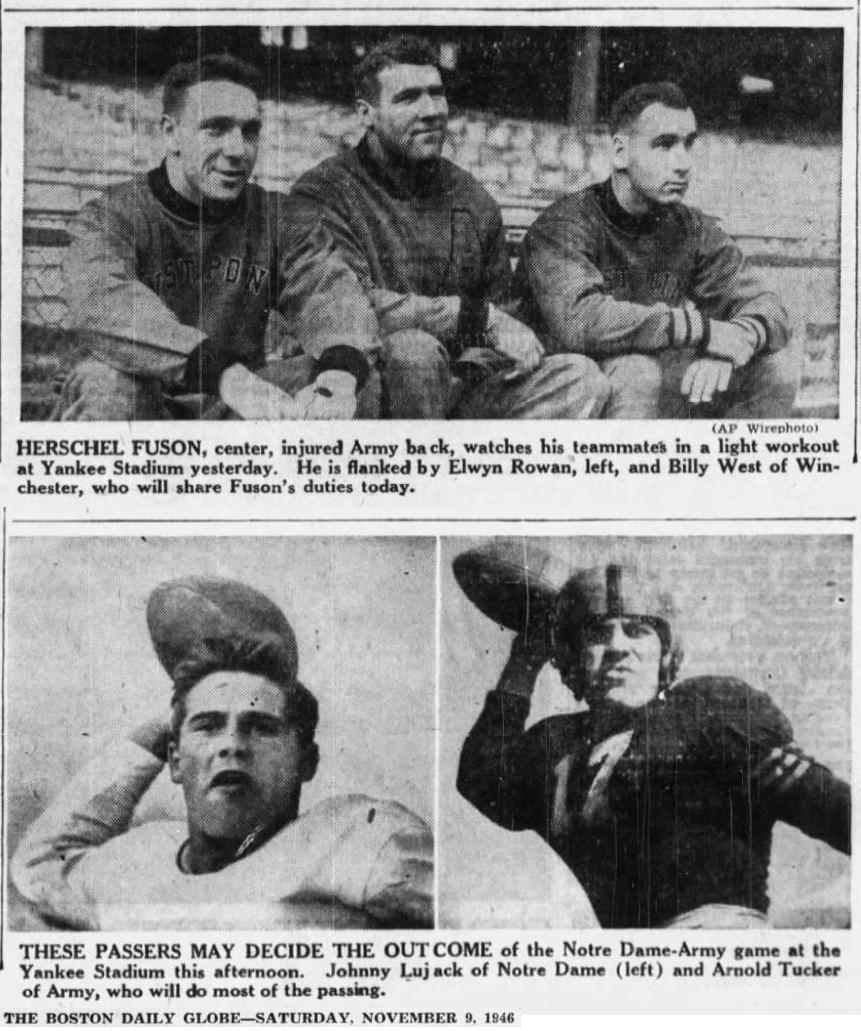 ArmyFB_1946_vsNotreDame_pics_BostonGlobe_Nov91946