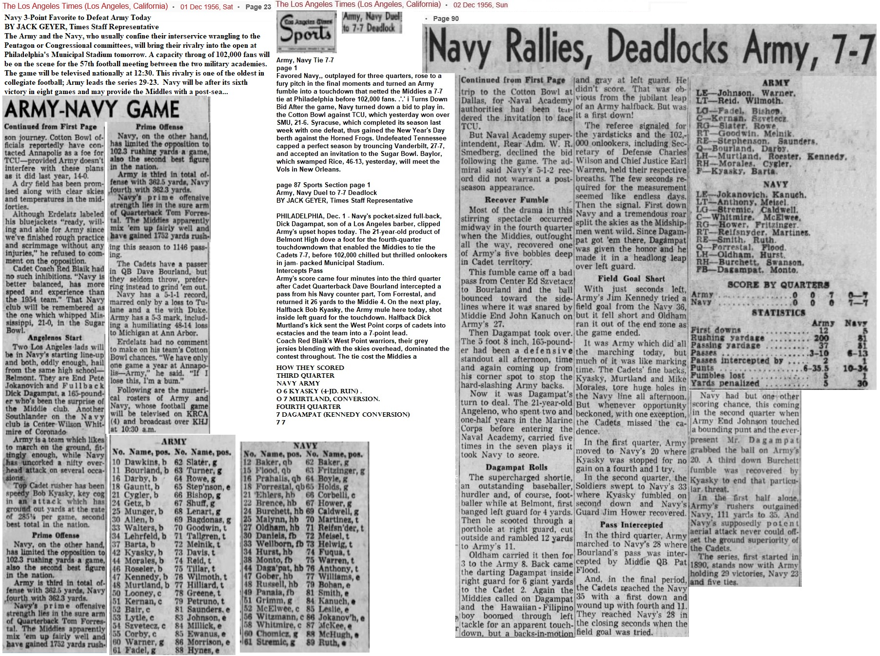 ArmyFB_1956_vsNavy_LosAngelesTimes_Dec1-21956