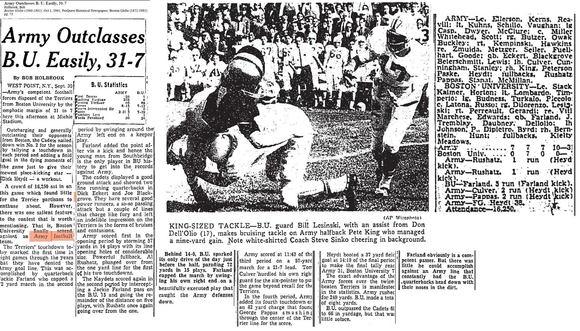 ArmyFB_1961_vsBU_BostonGlobe_Oct11961