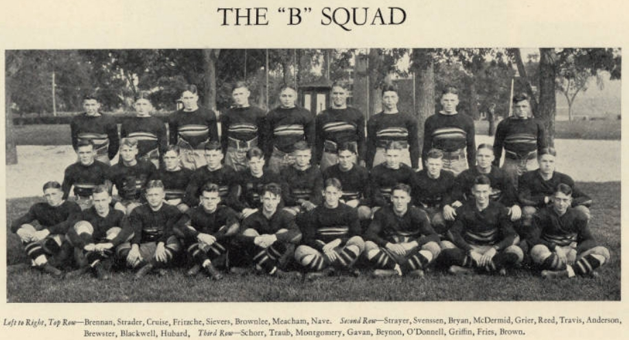 ArmyFB_1926_B-Squad