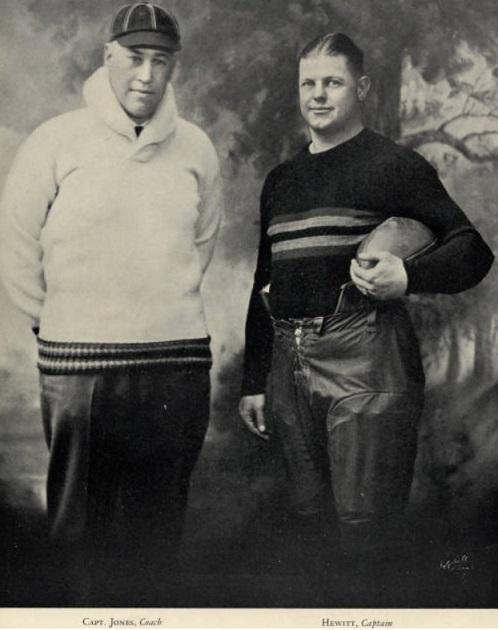 ArmyFB_1926_CoachJones-TinyHewitt-Captain