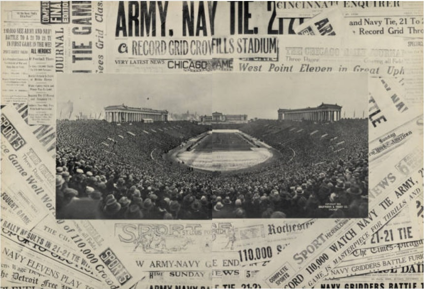 ArmyFB_1926_vsNavy_Chicago-SoldierField