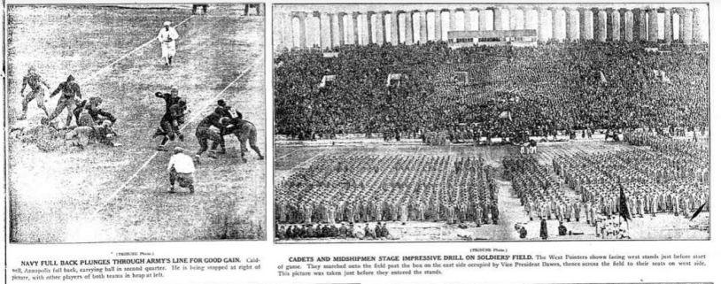 ArmyFB_1926_vsNavy_ChicagoTribune_Nov291926_photos1