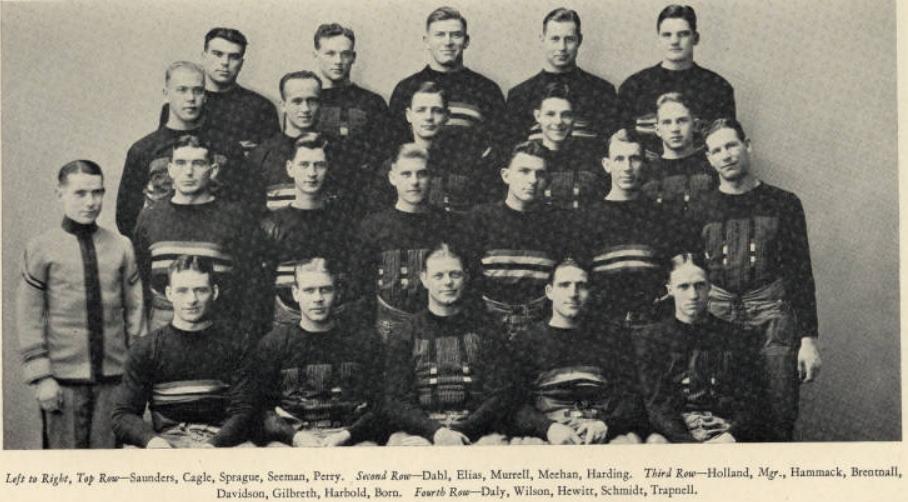 ArmyFB_1926_vsNavy_starters