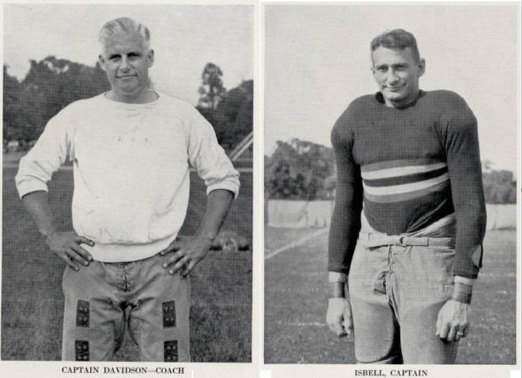 ArmyFB_1937_CoachDavidson-Isbell-Captain