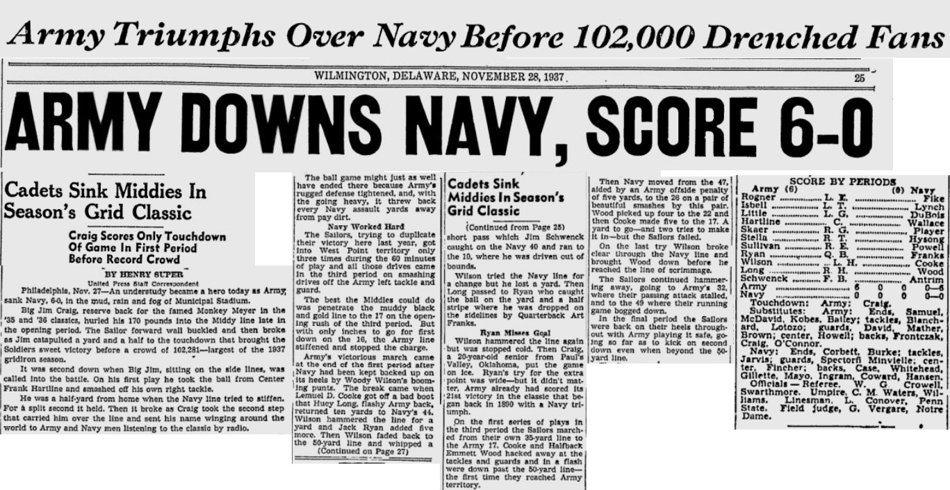 armyfb_1937_vsnavy_sundaymorningstar_nov281937
