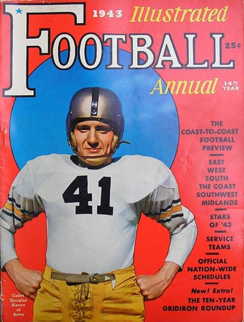 ArmyFB_1943_DougKenna_IllustratedFootballAnnual