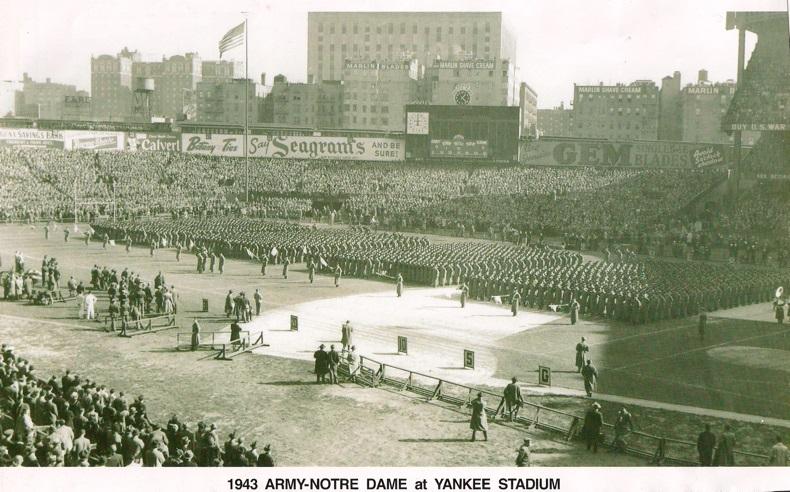 ArmyFB_1943_vsNotreDame_Yankee-stadium