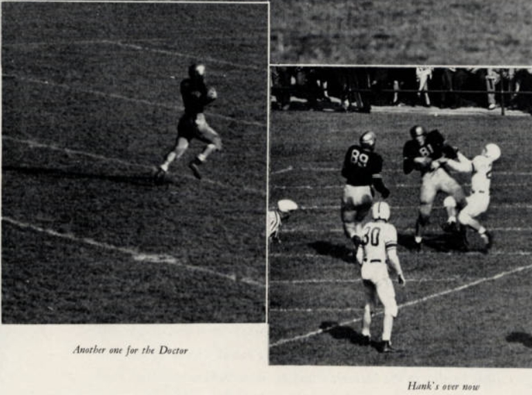 ArmyFB_1946_action-4_Blanchard-run_Foldberg-catch