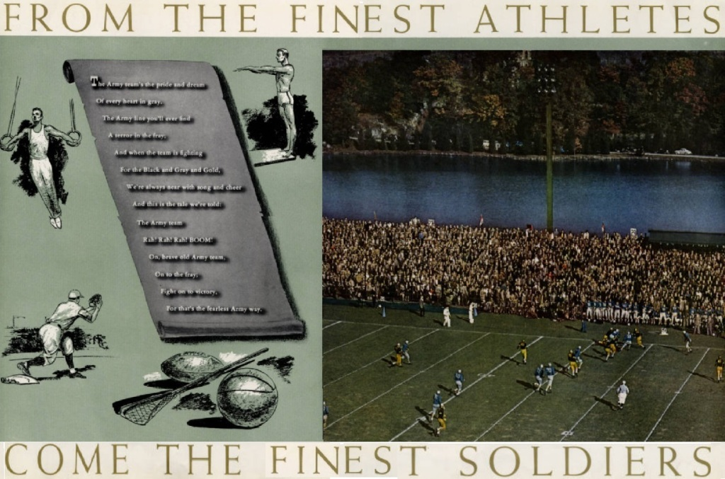 ArmyFB_1946_Athletics-intro