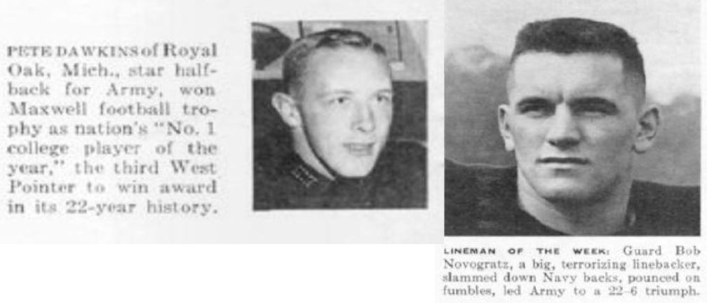 ArmyFB_1958_Dawkins-Novogratz_SI_Dec81958