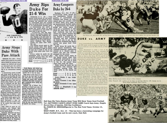 ArmyFB_1959_vsDuke_various_Oct17-181959