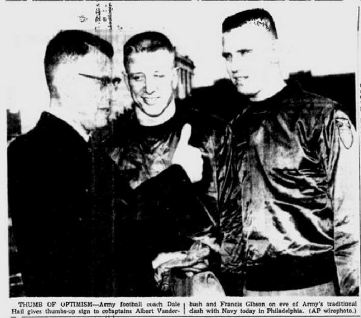 ArmyFB_1960_Hall-Vanderbush-Gibson_SpokesmanReview_Nov261960