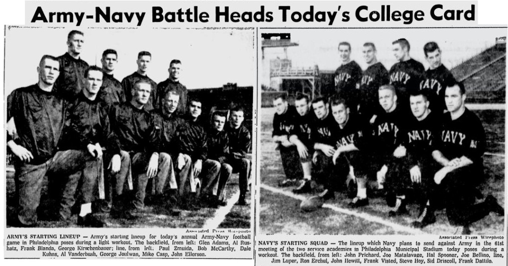 ArmyFB_1960_vsNavy_WashingtonPaObserver_Nov261960
