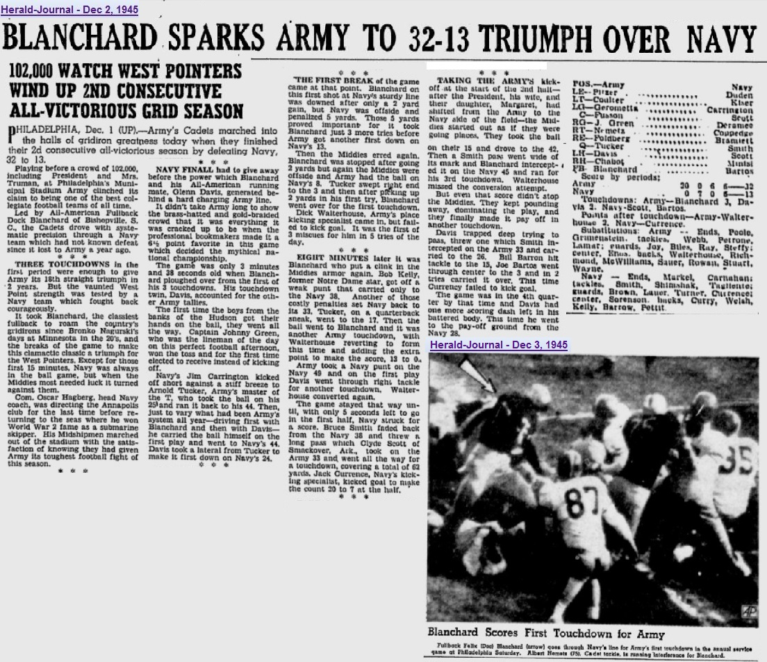 armyfb_1945_vsnavy_herald-tribune_dec21945