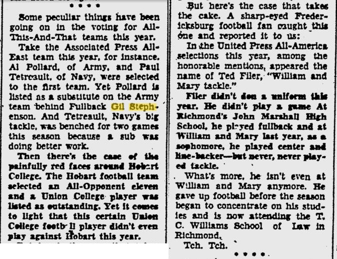 ArmyFB_1950_All-American-questions_FreeLanceStar_Dec51950