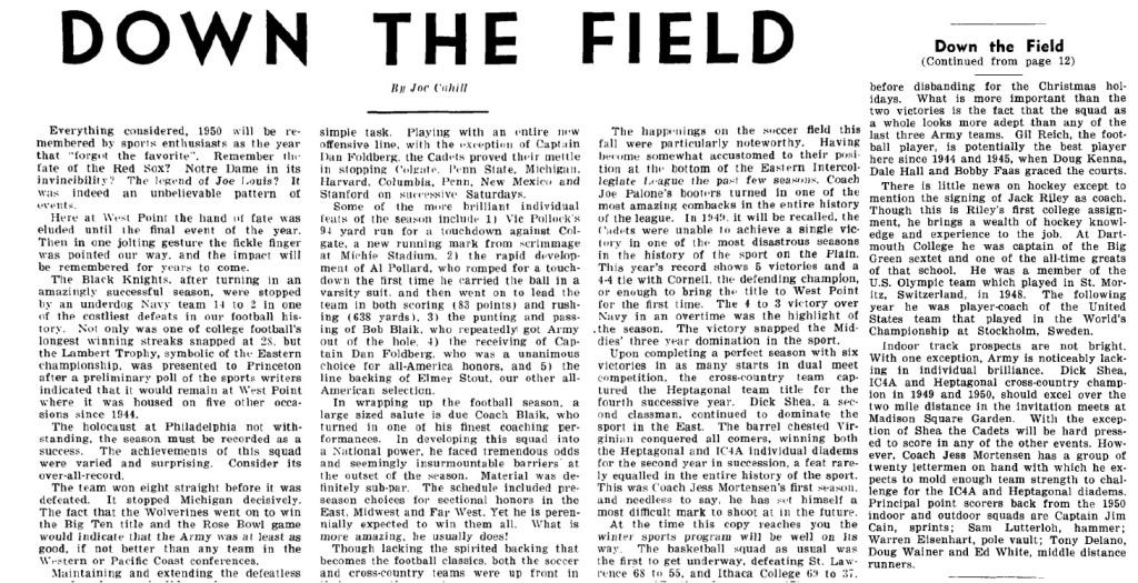 ArmyFB_1950_season-recap_AssemblyVol9No3Jan1951