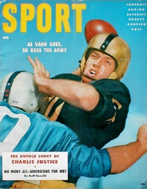 ArmyFB_1954_PeteVann_SportMagazine