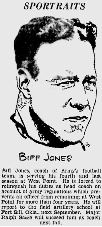 ArmyFB_1929_CoachBiffJones_byUnknown_TheDailyTimes_Nov11929