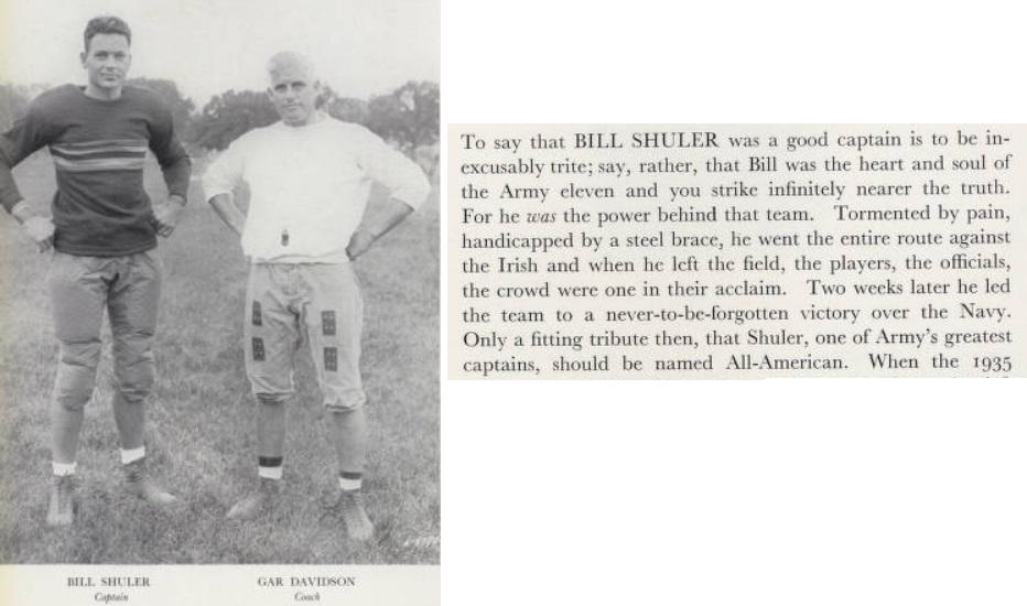 ArmyFB_1935_CoachDavidson-Shuler-Captain