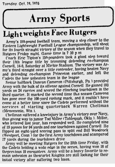 1976_101976_vsRurtgers_NewburghEveningNews