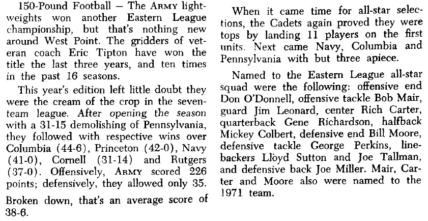 ArmyLFB_1972_Recap-All-League_AssemblyJan73