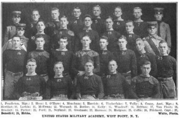 1914 Football Season | For What They Gave on Saturday Afternoon