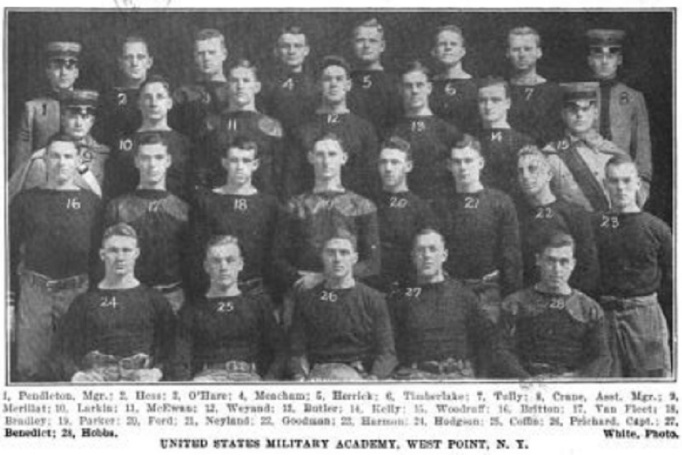 1914 Football Season   For What They Gave on Saturday Afternoon