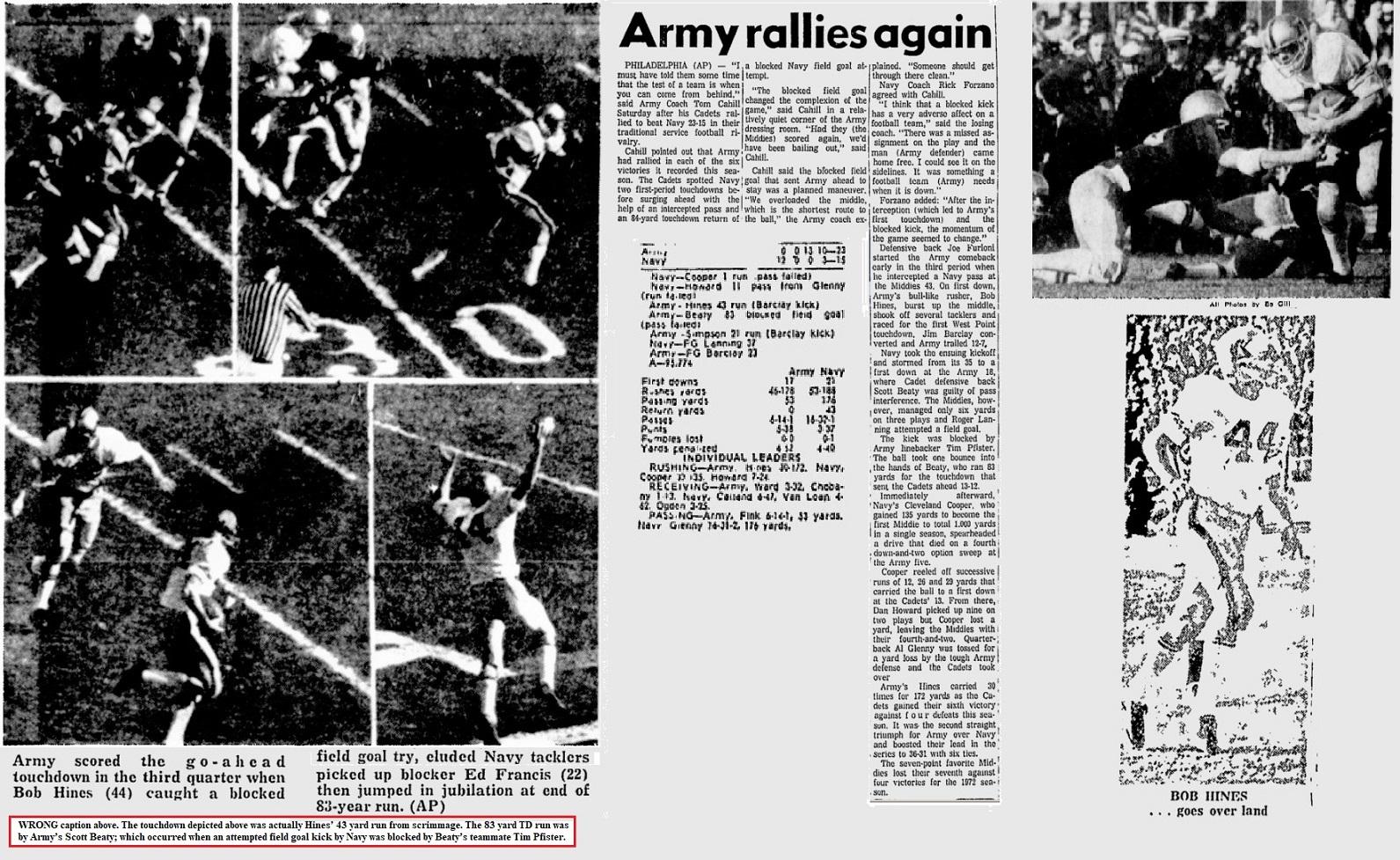 ArmyFB_1972_BobHines_vsNavy