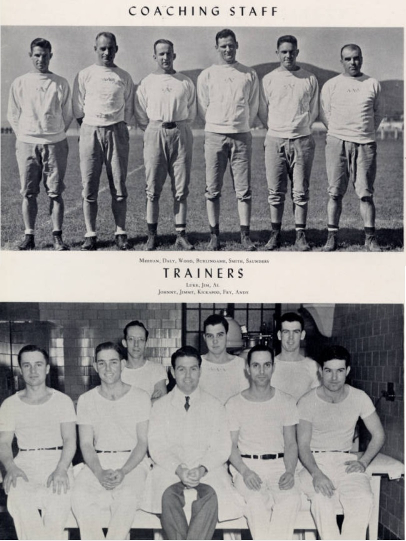 ArmyFB_1939_coaches-trainers