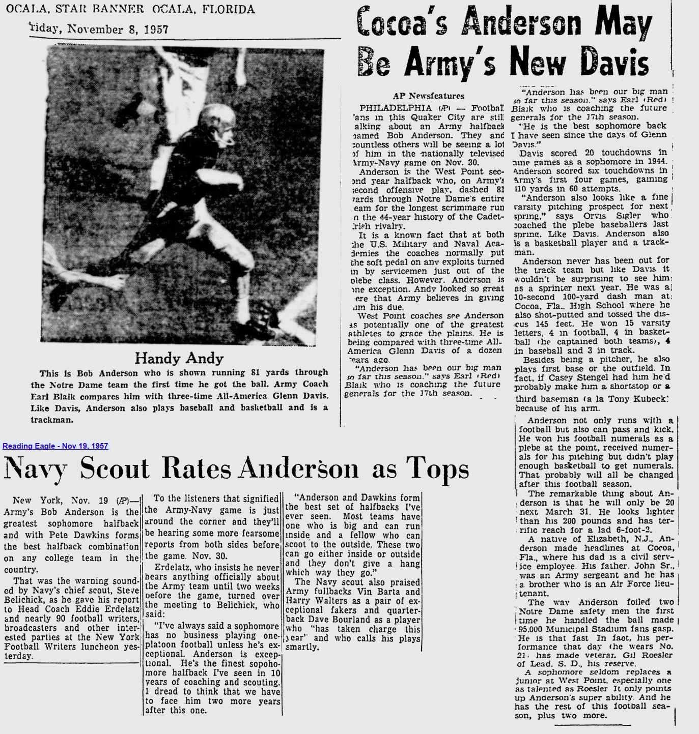ArmyFB_1957_Anderson_OcalaStarBanner_Nov81957