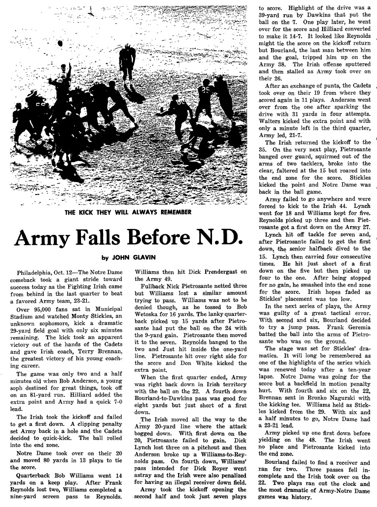 ArmyFB_1957_NotreDame_OfficialReview_recap
