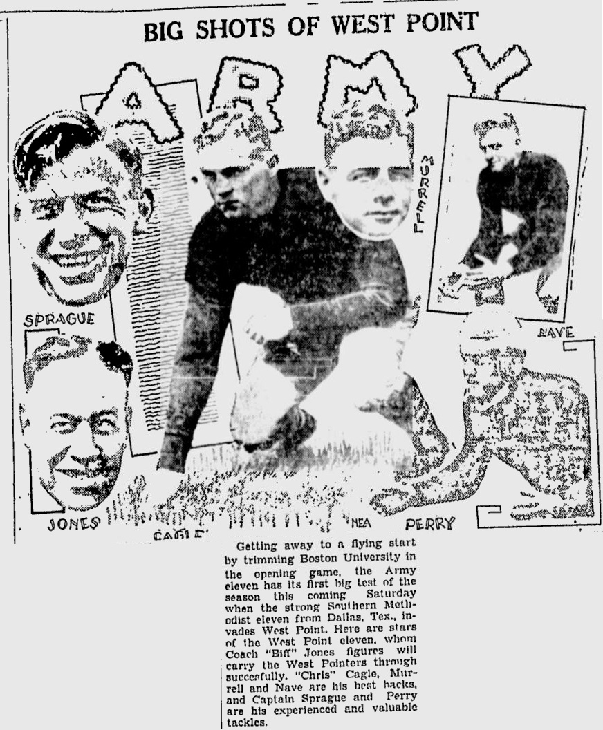 ArmyFB_1928_BigShots_OwossoArgusPress_Oct31928