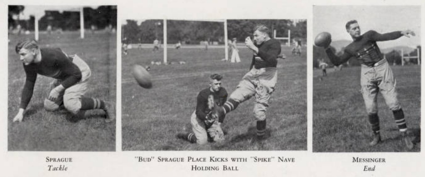 ArmyFB_1928_Sprague_Nave_Messinger
