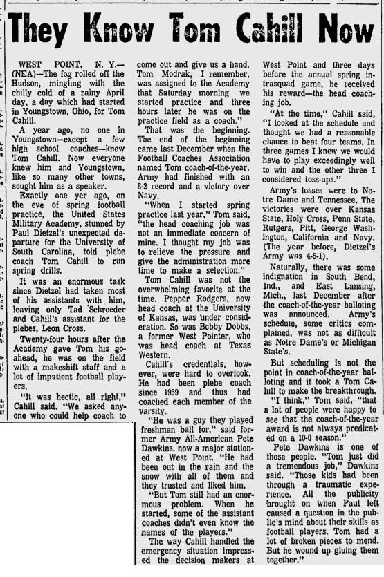 ArmyFB_1967_Cahill_TuscaloosaNews_May211967
