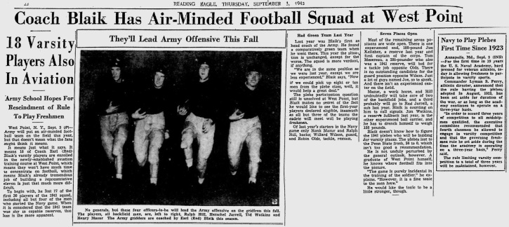 ArmyFB_1942_forecast_ReadingEagle_Sep31942