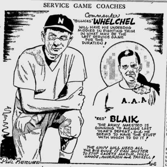 ArmyFB_1942_vsNavy-Coaches_byPhilBerube_SundayMorningStar_Nov221942