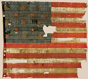 1812 US Flag