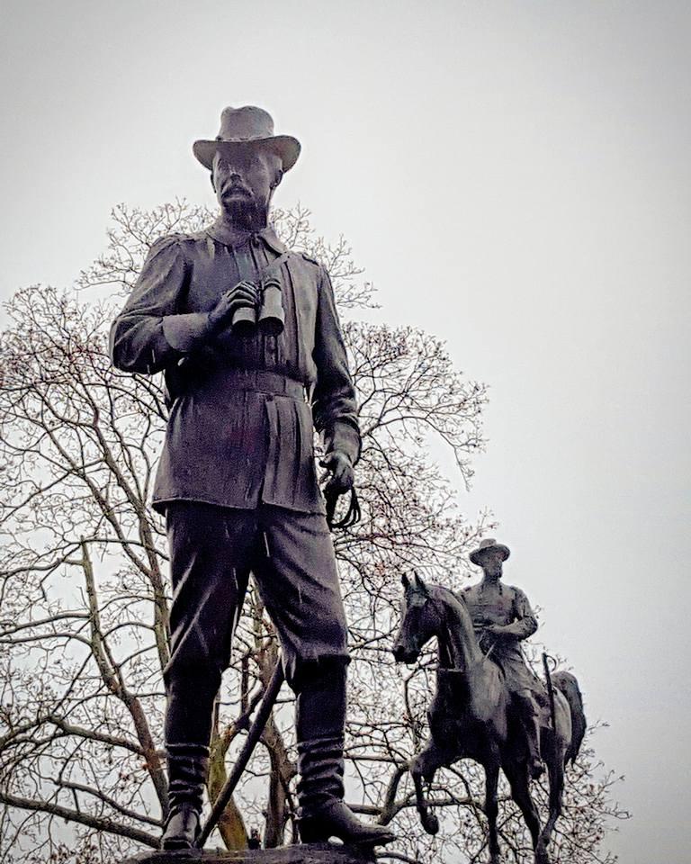 Burford :Reynolds Gettysburg
