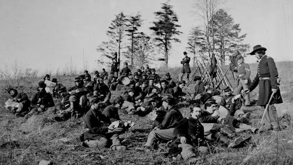 civilwar troops