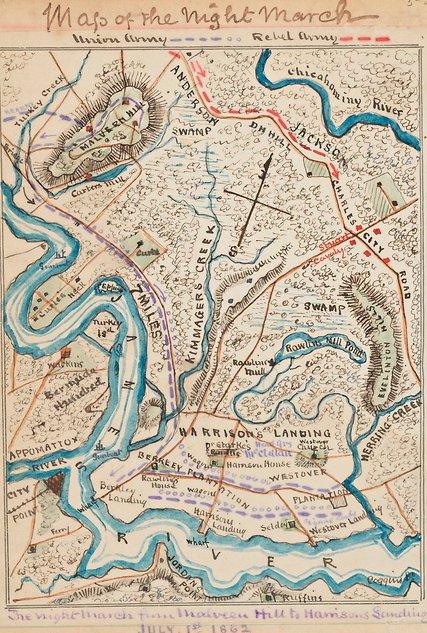 Harrison Landing 1862