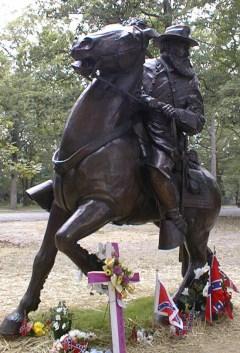 Longstreet Memorial Gettysburg