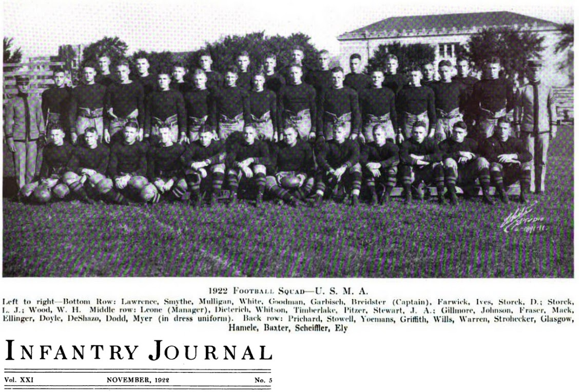 ArmyFB_1922_team_InfantryJournal_Vol21_1922