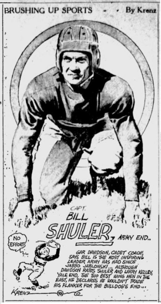 ArmyFB_1935_BillShuler_byArtKrenz_TuscaloosaNews_Oct251935