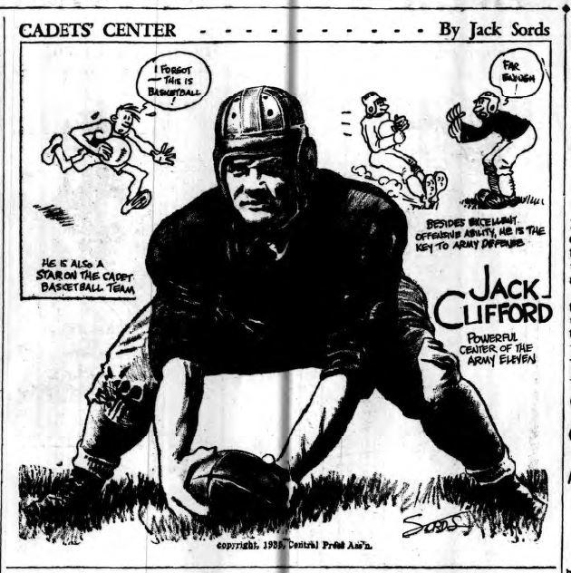 ArmyFB_1935_JackClifford_byJackSords_LongIslandDailyPress_Oct291935