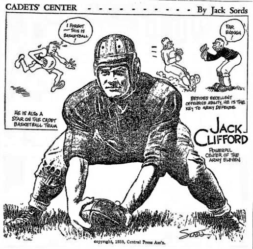 ArmyFB_1935_JackClifford_byJackSords_Times-HammondIN_Nov121935