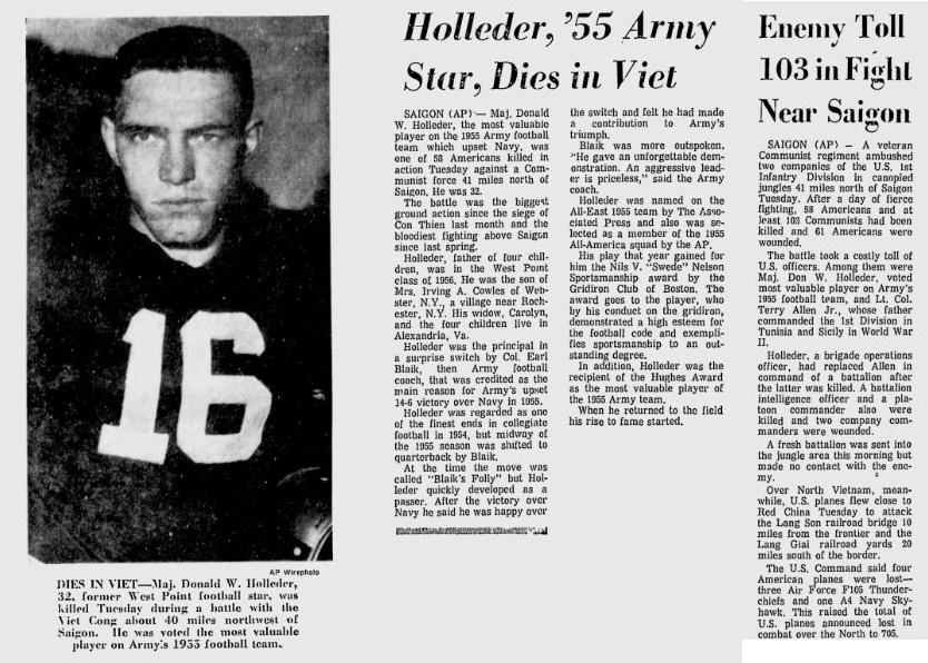 armyfb_1955_donholleder-killedinvietnam_newburgheveningnews_oct181967