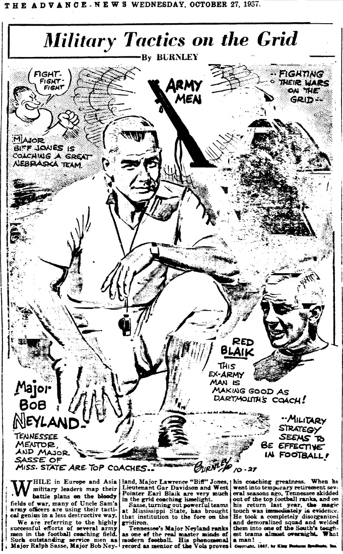 ArmyFB_Coaches_byBurnley_OgdensburgAdvance_Oct271937