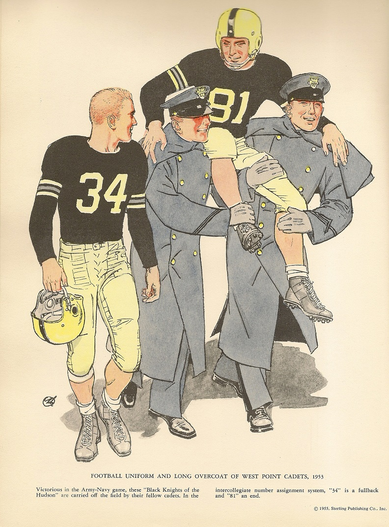 football-uniform-1955_cadetgray_byfredericktodd_illustratedbyfredericktchapman