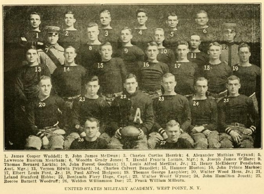 ArmyFB_1913_team_